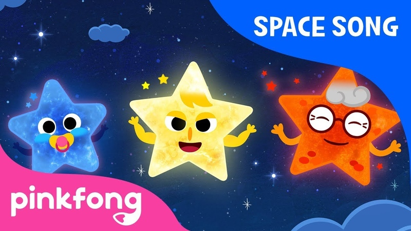 Stars Space Song Pinkfong Songs for Children