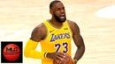 Los Angeles Lakers vs Portland Trail Blazers 1st Qtr Highlights | 11.03.2018, NBA Season