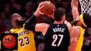 Los Angeles Lakers vs Portland Trail Blazers 1st Half Highlights | 11.03.2018, NBA Season