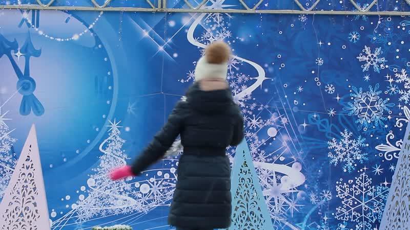 Падают снежинки Марьяна Купцова, ШОУ гр. Чародеи