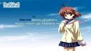 [ KARAOKE ] Clannad After Story OP1 - Toki wo Kizamu Uta ( instrumental lyrics )