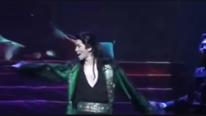 Дерзкий и страстный Шин Сон Рок как граф Монте-Кристо - Ария Hell to your doorstep