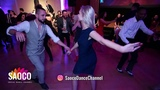 Saif Da and Svetlana Malysheva Salsa Dancing at Magic Slovenian Salsa Festival 2019, Sat 19.01.2019