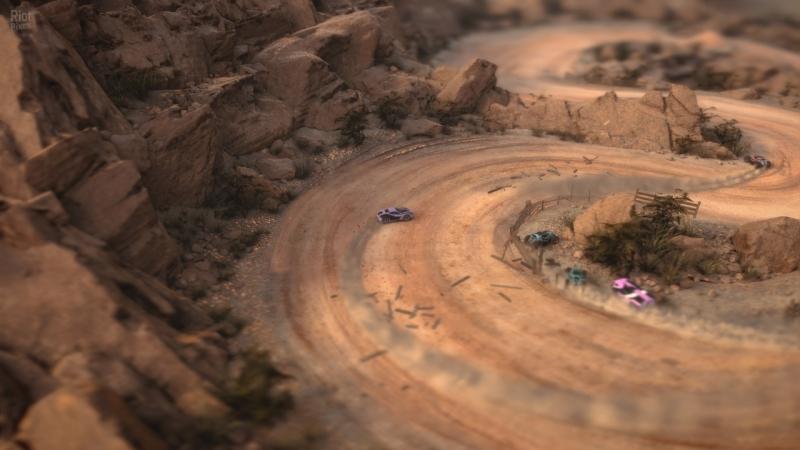 Чур я сверху )) Mantis Burn Racing