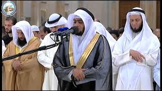 الليلة الرائعة سورة القلم من المسجد الكبي 15
