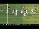 Албер Уилсон - лучшие моменты матча - 6 неделя - НФЛ-2108 - Американский Футбол