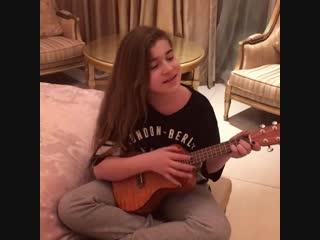 Дочь алсу прошла кастинг на «голос. дети»