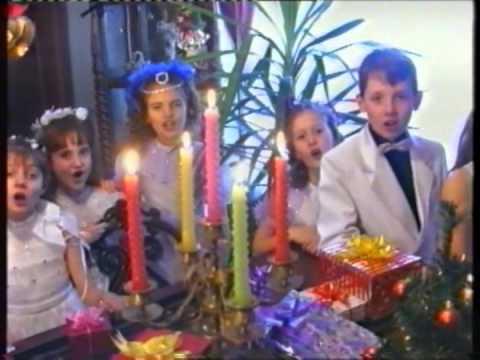 Детские клипы с участием детей Блинников Дмитрий - Рождество