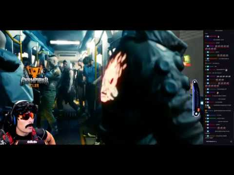 DrDisRespect appeals to CD Projekt RED   Reacts to Cyberpunk 2077