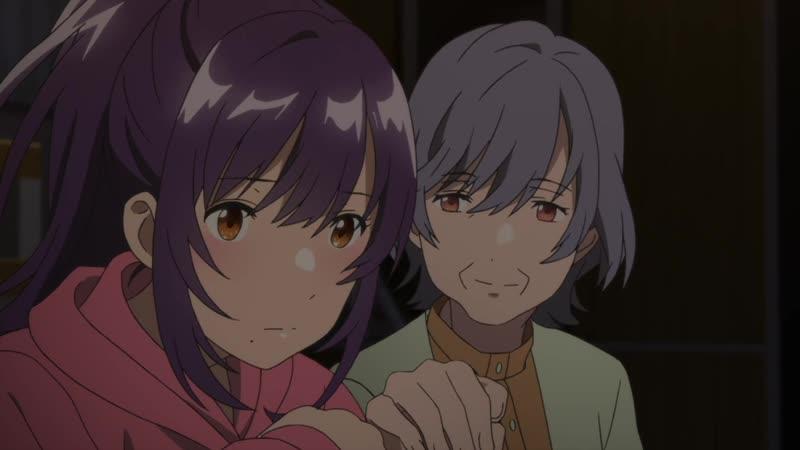 Irozuku Sekai no Ashita kara 11 серия русская озвучка Horie Ruri Из завтрашнего дня разноцветного мира 11