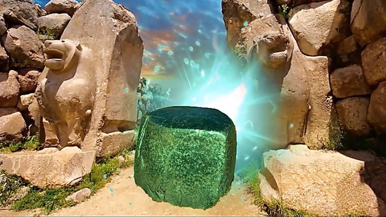 хаттуса камень