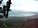 Вид бухты с канатки Сафари Парка Геленджика