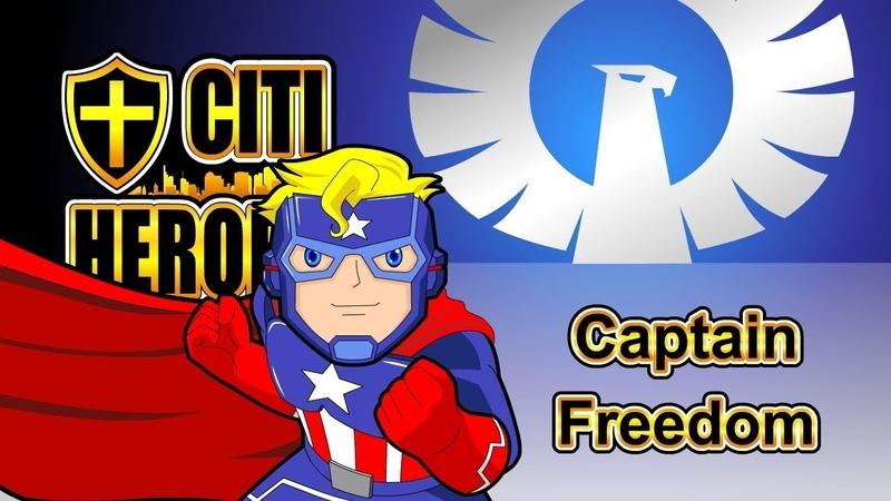 "Citi Heroes EP79 Captain Freedom"""