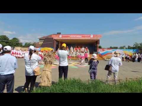 2019г. Празднование Дня города в Мариинском Посаде. ч.3