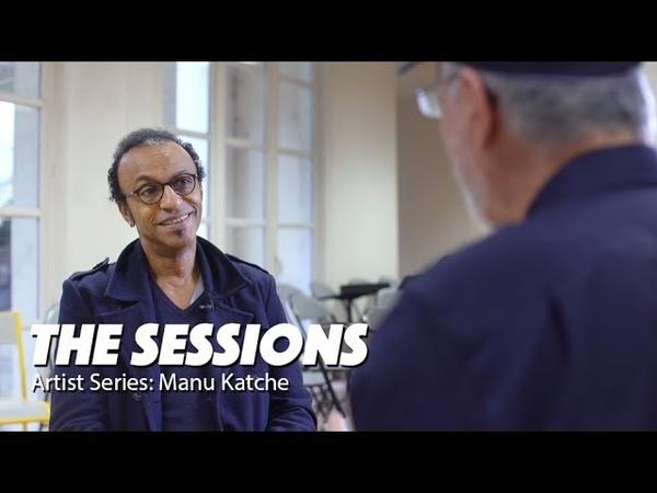 MANU KATCHE - Drummer, composer (Sting, Peter Gabriel more!)