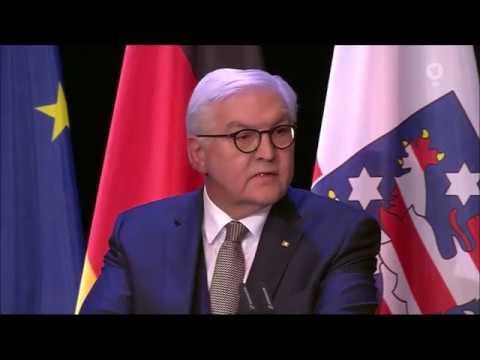 100 Jahre Weimarer Verfassung. Die Rede von Bundespräsident Frank-Walter Steinmeier.