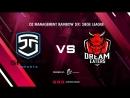 RUS 5FRAGS eSports vs DreamEaters BO2 OZ Management Rainbow Six Siege League Casters @Faster