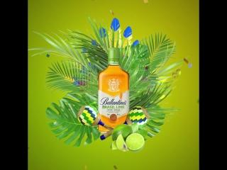 Brasil Lime для горячих городов России.Материал содержит рекламу алкоголя и запрещен к просмотру лицами, не достигшими 18 лет