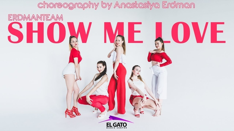 Robin S - Show Me Love Loffe (Ninja Matyouz Vogue Mix) | Choreography by Anastasiya Erdman