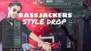 How to make bassjackers style drop / 2FUK - Future/ fl studio