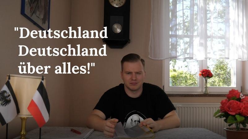 ✠ Strophe 1 2 der deutschen Nationalhymne NICHT verboten! ✠
