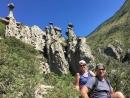 поход на каменные грибы