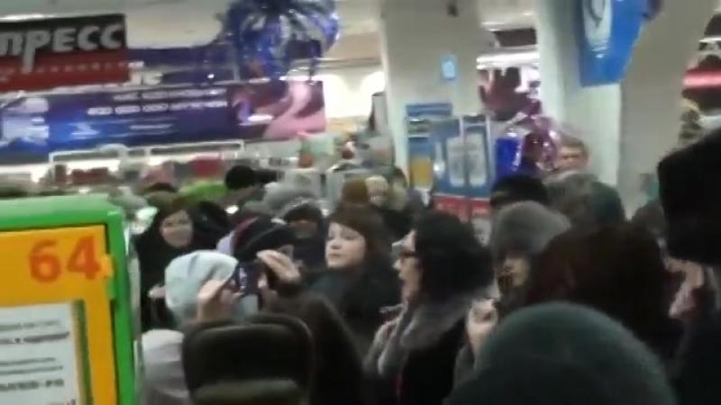 Флешмоб, Мария-Ра, 23.12.2012. (3)
