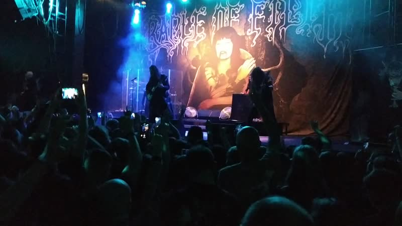 Cradle Of Filth - 03 (Live Москва Главclub green concert 15.06.19)
