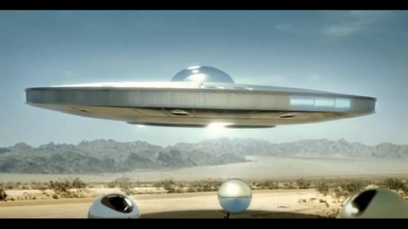 Территория Тайн. Американцы уже давно летают на Марс... Но как !