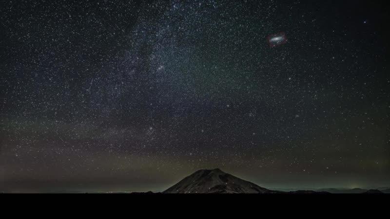 Gigapixels of Andromeda 4K