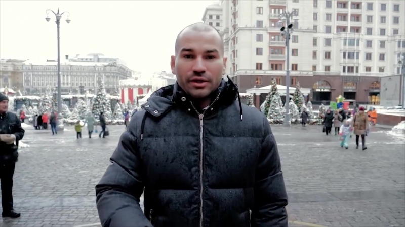 Artem Lobov visits Moscow to train Russian Special Forces Gagarin Sports Management