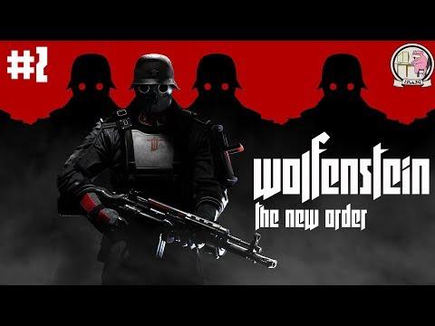 Ставим на уши нацистов в Wolfenstein The New Order