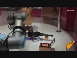 Робот-визажист