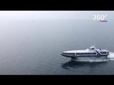 Новое скоростное судно