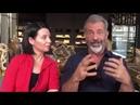 Мел Гибсон похудел Mel Gibson and Jeunesse Global Zen Project 8