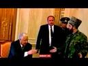 Ельцин и Яндарбиев Встретились в Кремле.Жесткие Переговоры 1996г