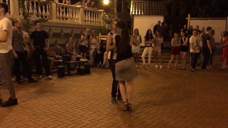 Bday Bachata Sensual в Старом городе Алина Шубина