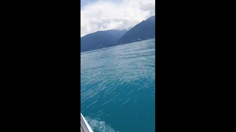 Live Гагра. Морские прогулки Красавчик