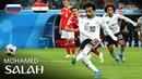 MOHAMED SALAH Goal - Russia v Egypt - MATCH 17