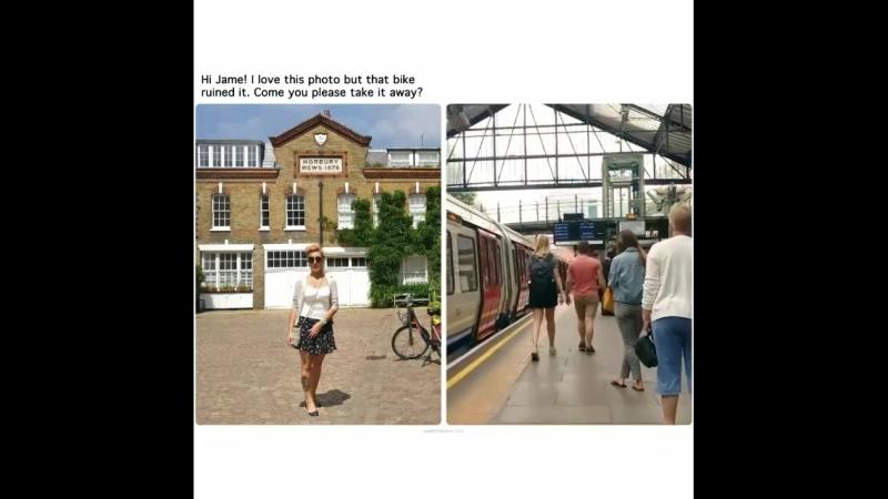 Британец угнал велосипед с фотографии