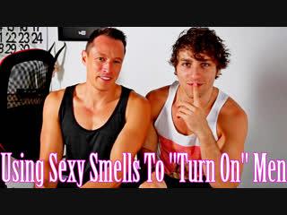 Davey Wavey: Using Sexy Smells To