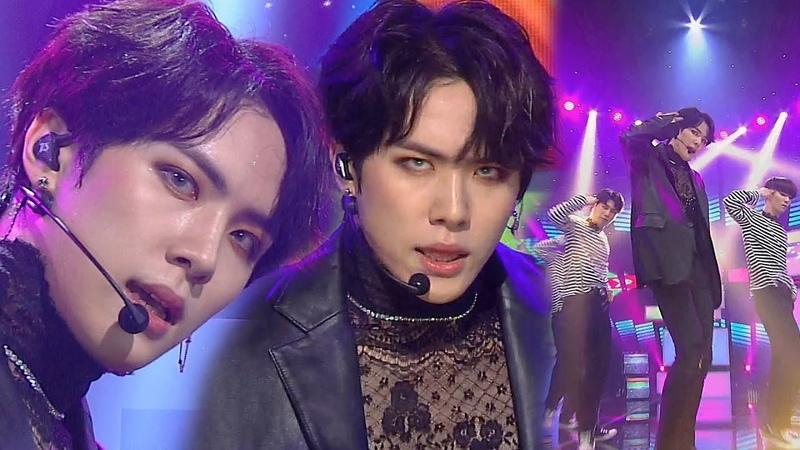 《Debut Stage》 Kim Dong Han(김동한) - SUNSET @인기가요 Inkigayo 20180624