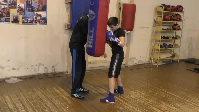 Бокс: как сделать удар акцентированным ,jrc: rfr cltkfnm elfh frwtynbhjdfyysv