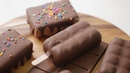 Chocolate Cake Bars Recipe