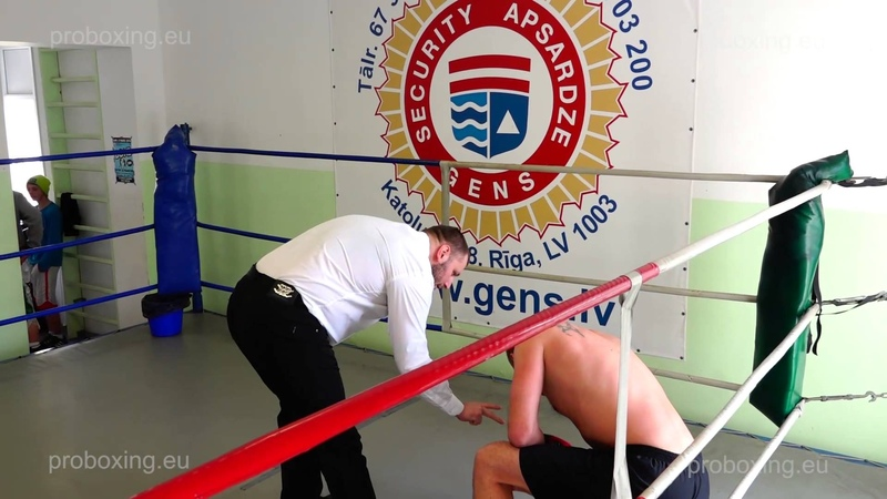 14.03.2015 Gundars Priede (LAT) VS Davids Cilingarjans (LAT) proboxing.eu