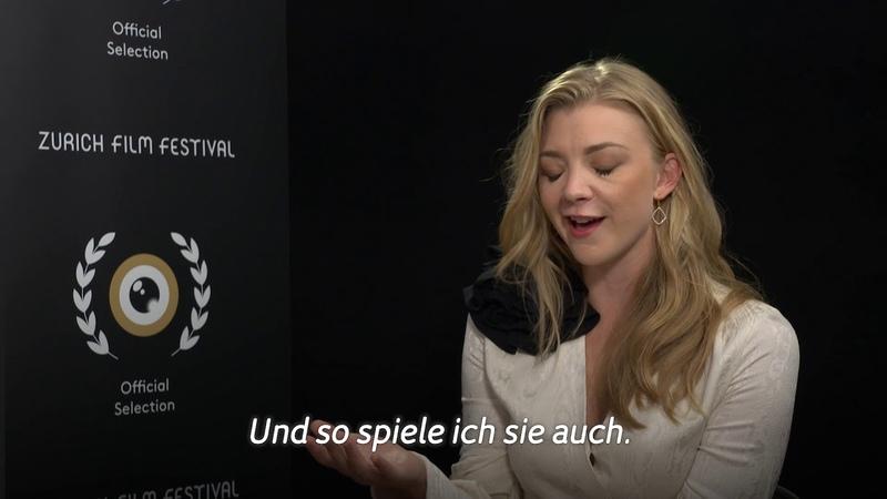 Interview Natalie Dormer @ Zurich Film Festival 2018