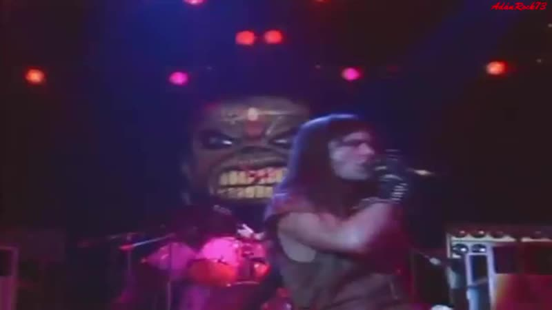 Iron Maiden - 22 Acacia Avenue (Live Rock Pop Festival ´83)