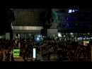 Chemnitz Antifa Protestler liegt nach Prügelattacke von Rechtsextremen verletzt am Boden RT Deutsch