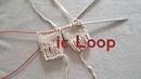 Magic Loop Вяжем одновременно две детали