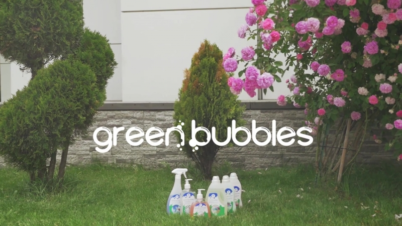 ЭКО-ПРОДУКЦИЯ Green Bubbles (ч.2)